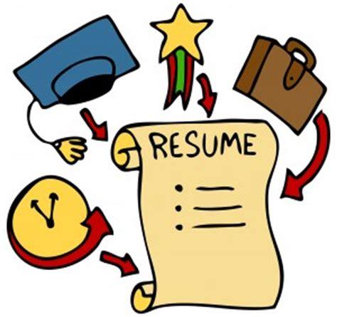 Sample resume and internship